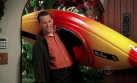 Alan's Kayak