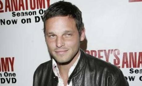 Justin Chambers Checks Into UCLA Psych Ward