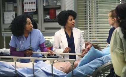 Grey's Anatomy Season 11 Premiere Photos: Sister Act?