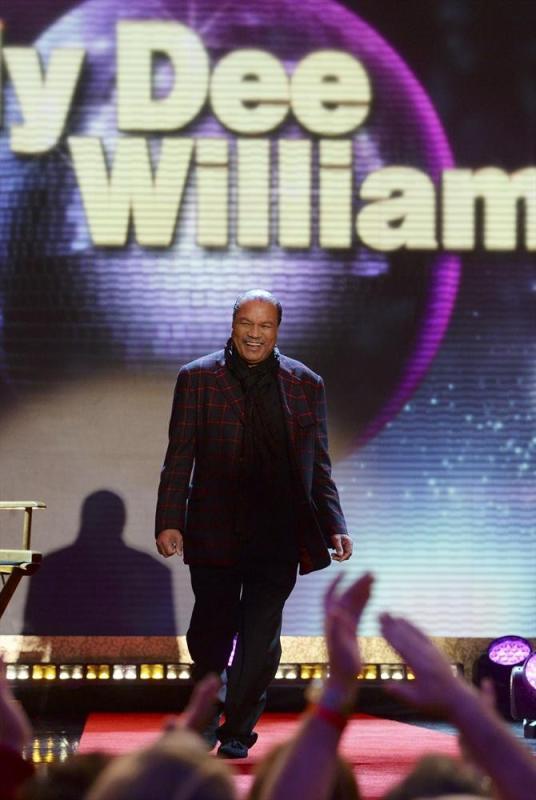 Billy Dee Williams