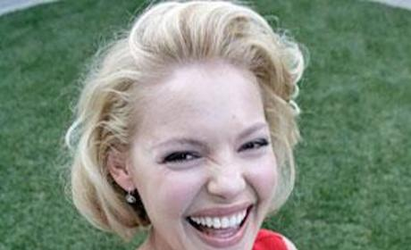 Report: Katherine Heigl Wants Out of Grey's Anatomy