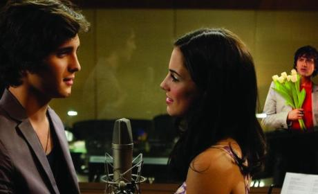 90210 Posters Tease New Romance, Major Confession