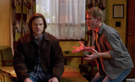 Supernatural Season 8 Scoop: A Love Interest for Sam