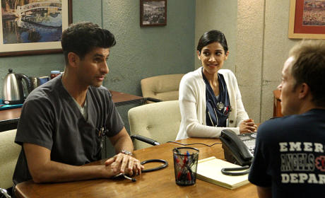 Code Black Season 1 Episode 13 Review: First Date