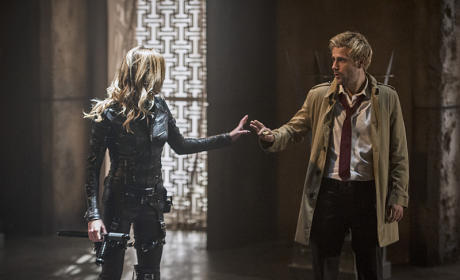 Arrow Photo Preview: Constantine to the Rescue!
