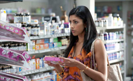 Royal Pains Interview: Will Divya Embrace Her Spark?