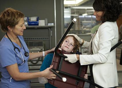 Watch Nurse Jackie Season 3 Episode 10 Online