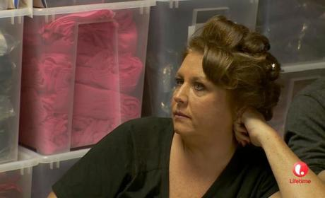 Abby Lee Miller Looks Miserable - Dance Moms
