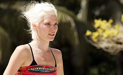 Dumb Did Her In: Courtney Ousted From Survivor