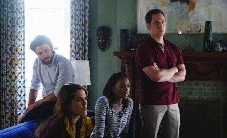 What Is Going On Here? - How to Get Away with Murder Season 3 Episode 5