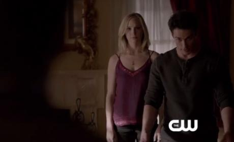 The Vampire Diaries Sneak Peek: This is Awkward...