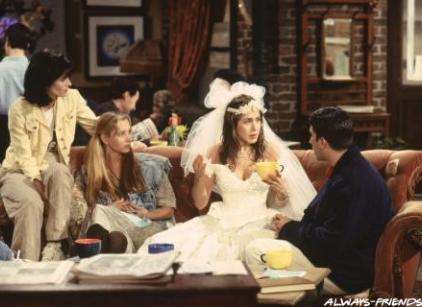 Watch Friends Season 1 Episode 1 Online