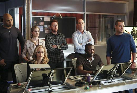 NCIS Red Team