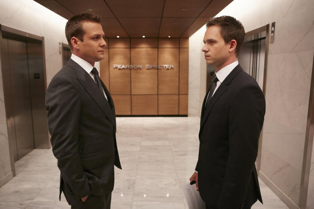 Suits - USA (Wednesday 9/8)
