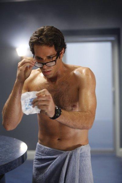 Shirtless Chuck