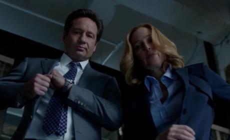 The X-Files Promo: What If Everything Was a Lie?