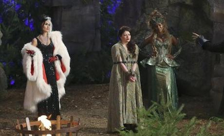 The Queens of Darkness - Once Upon a Time