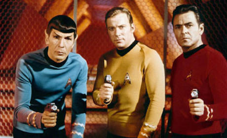 Star Trek Reboot: Coming to CBS! With a Twist!