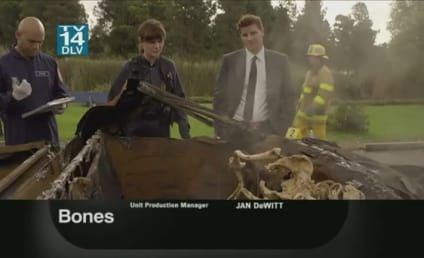 "Bones Promo: ""The Twisted Bones In The Melted Truck"""