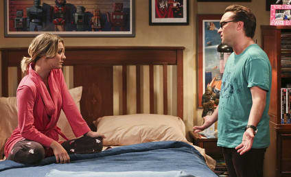 The Big Bang Theory Photo Preview: Meet Leonard's Dad!