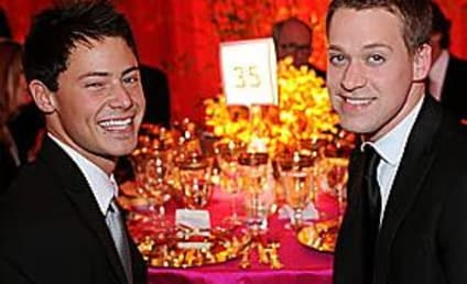 T.R. Knight Dating Mark Cornelsen
