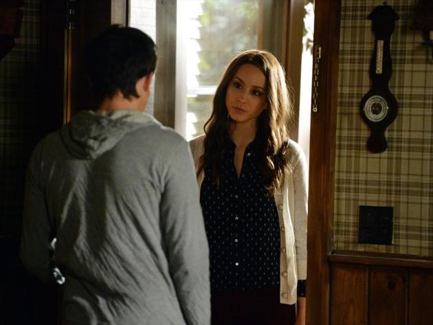 Spencer Visits Caleb