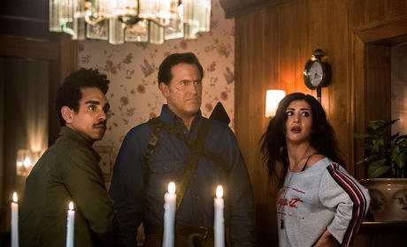 Ash vs Evil Dead Season 1 Episode 2 Review: Bait