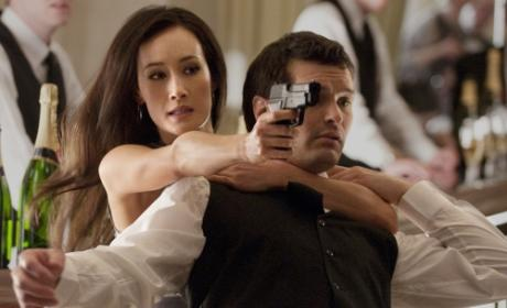 Nikita Series Premiere Pics: Released!