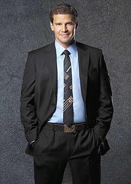 Boreanaz as Booth