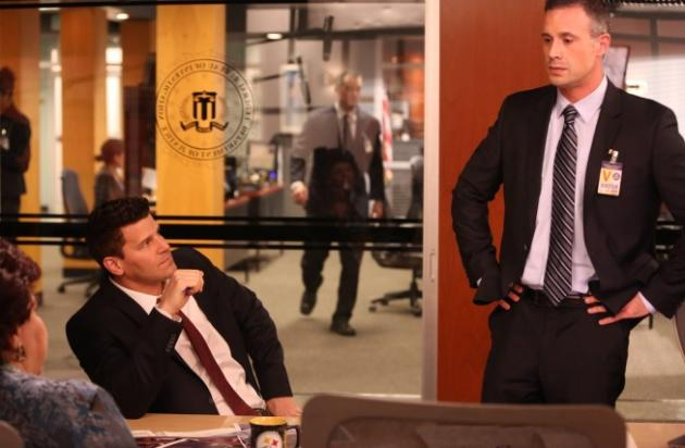 Booth Listens to Beck