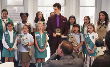 Daniel and the Girl Scouts