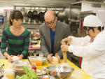 Cooking Lessons - The League