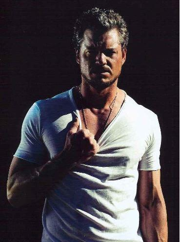 Eric Dane in Flaunt