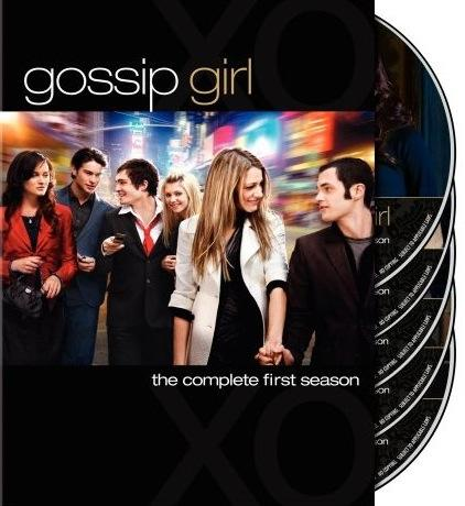 Gossip Girl Season 1 DVD