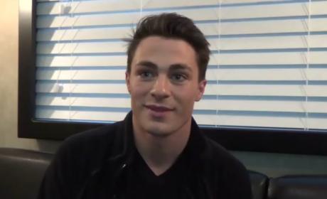 Arrow Set Scoop: Cast Members Tease Winter Premiere, Future For Roy & Thea