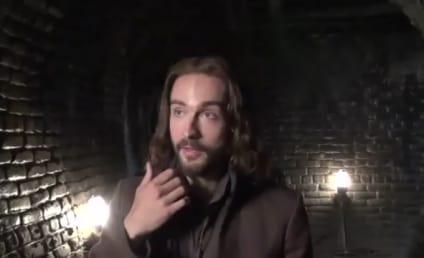 Sleepy Hollow Set Spoilers: Tom Mison & John Noble on Challenges, Secrets, Lies & Hair!
