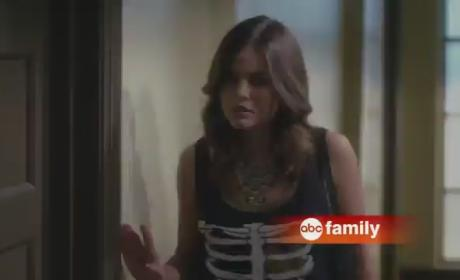 Pretty Little Liars Midseason Finale Promos: Betrayal to Come!