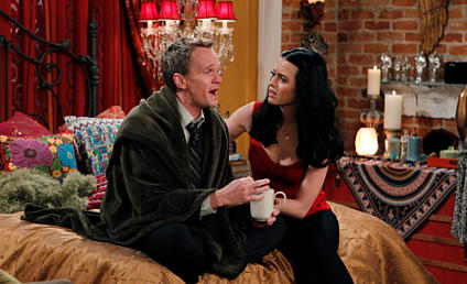 Katy Perry on How I Met Your Mother: First Looks!