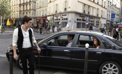Gossip Girl Review: Chuck Bass Between Worlds
