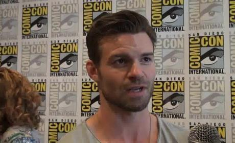 The Originals Q&A: Daniel Gillies on Elijah-Klaus Feud and More!