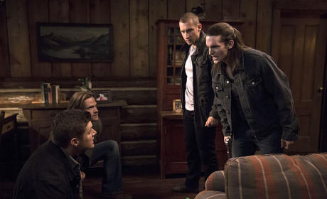 Quit Yelling at Me - Supernatural Season 10 Episode 4