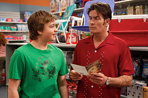Jake and Charlie