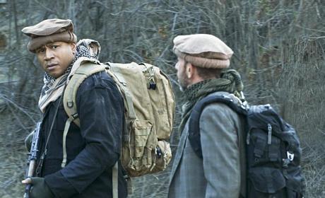 Sam and Granger Search for Kenzi