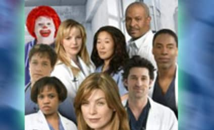 New McCharacter Ready to Ruffle Feathers On the Grey's Anatomy Set