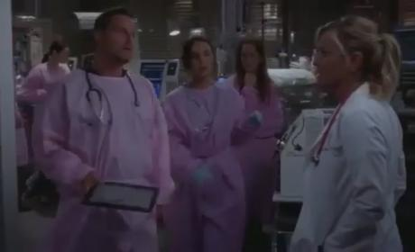 Grey's Anatomy Sneak Peeks: Keep the Tiny Human Makers Happy