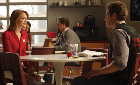 Glee Spoilers: A Future for Wemma?
