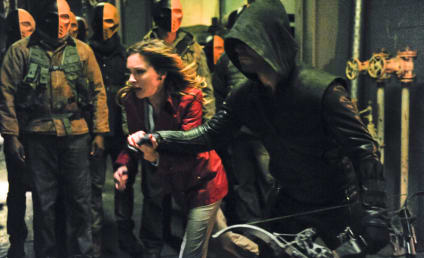 Arrow Review: Never Surrender