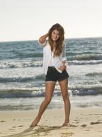 Shenae Grimes on the Beach