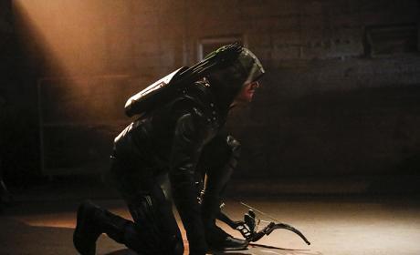 Green Arrow in Action Season 5 Episode 1