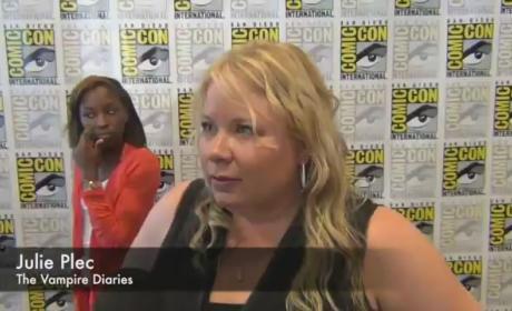 Julie Plec Talks Vampire Diaries Season 6